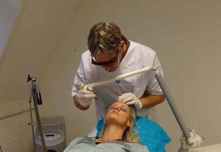 Laserkliniek Haarlem eyeliner verwijderen PMU