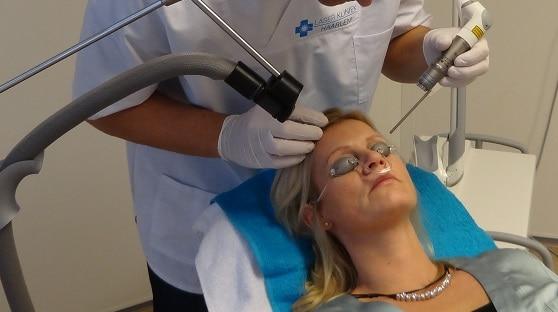 Laserkliniek Haarlem eyeliner verwijderen