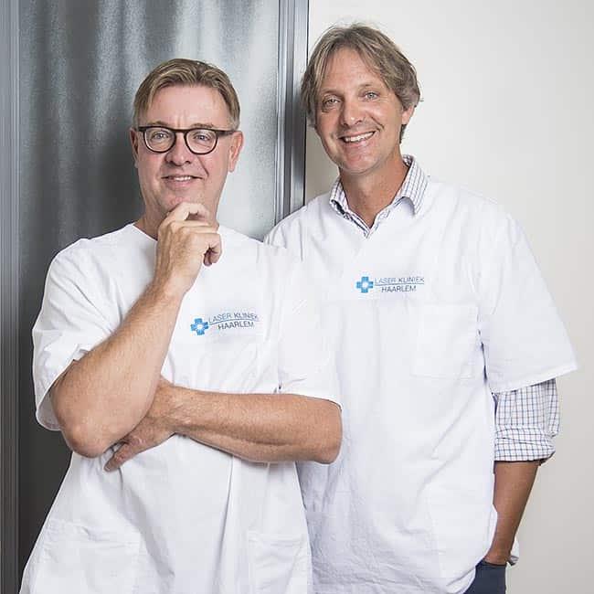 Laserkliniek Haarlem team